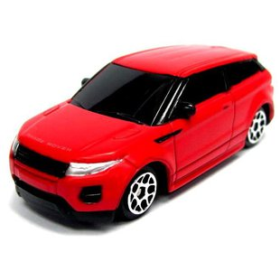 Внедорожник RMZ City Range Rover Evoque (344011S) 1:64